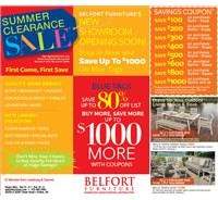 Summer clearance in progress, save up to $1000 more on blue tag items.