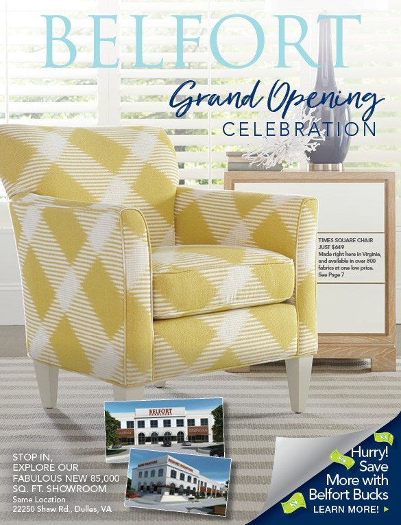 Early Spring Grand Opening Catalog 2019