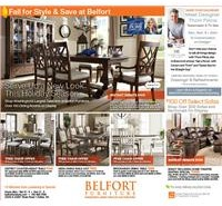 Fall Savings Event, free dining chair with select purchase