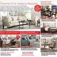New Year, new look. Rooms to fit your lifestyle. Save more with instant rebates on select items.