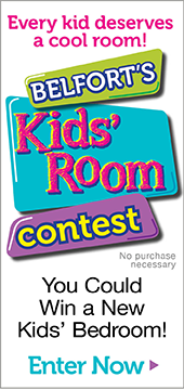 Kids' Room Contest