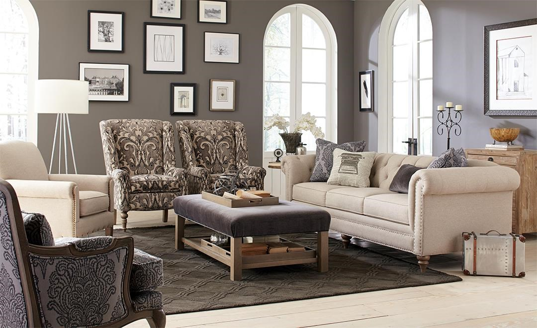 Shop the Look Living Rooms
