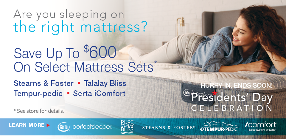 Shop Belfort for quality, made in America Mattresses