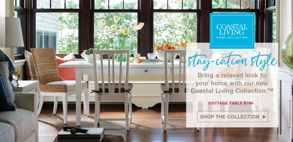 Introducing the Coastal Living Collection
