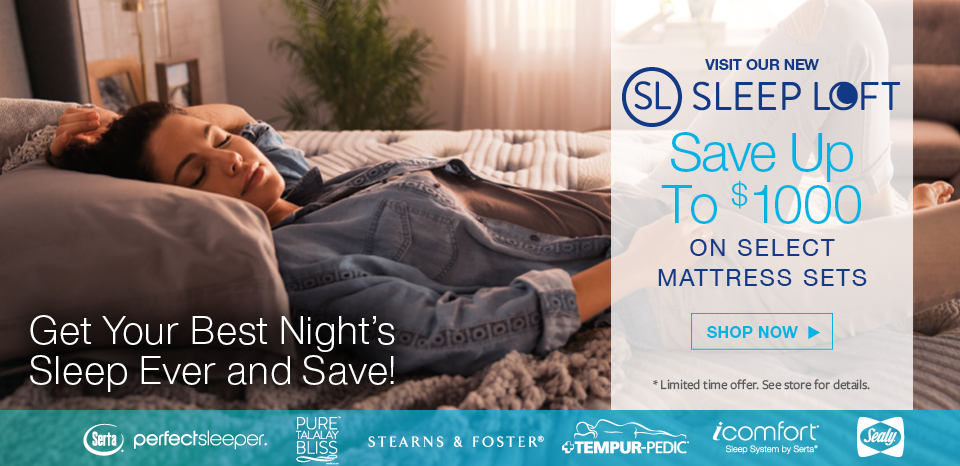 Shop Memorial Day Mattress Offers, Save up to $1000 on select models