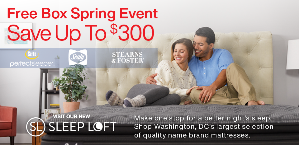 Free Box Spring Event