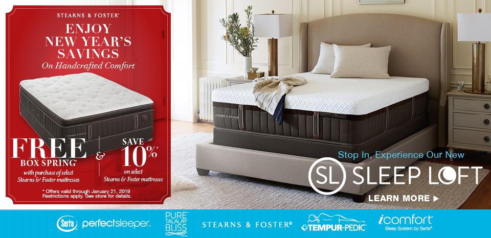 Shop mattress special offers