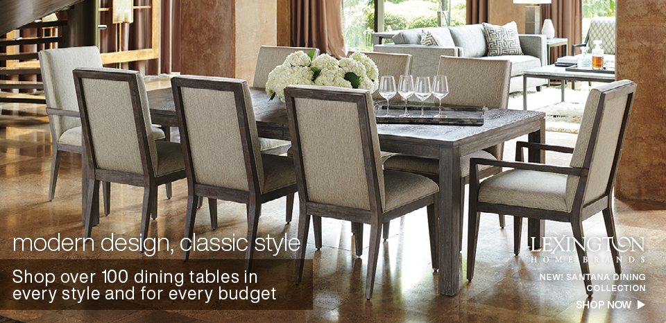 Shop over 100 dining rooms in store