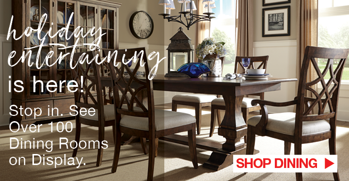 ... Shop Washingtonu0027s Largest Selection Of Dining Tables, Over 100 On  Display ...