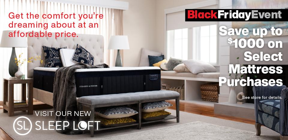 Shop Black Friday mattress deals now