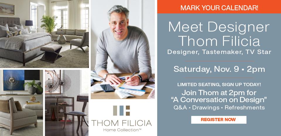 Meet Designer Thom Filicia