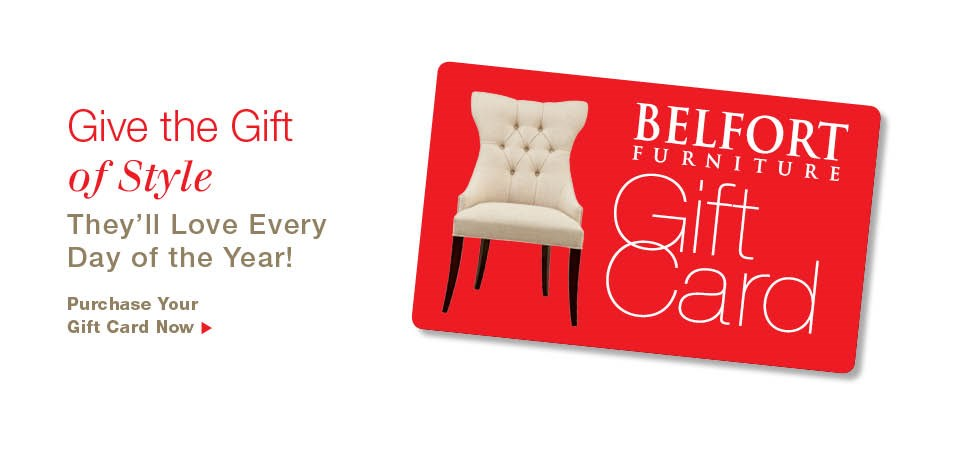Give a gift of style , shop gift cards now