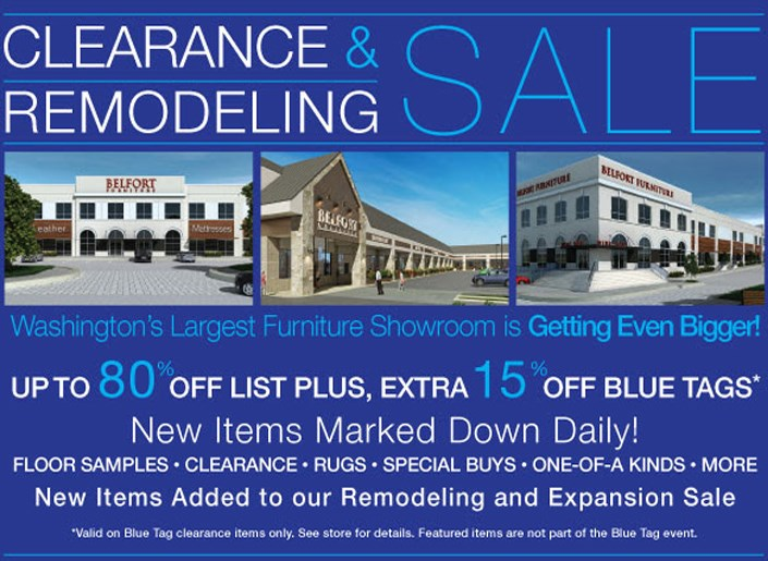 Clearance & Remodel