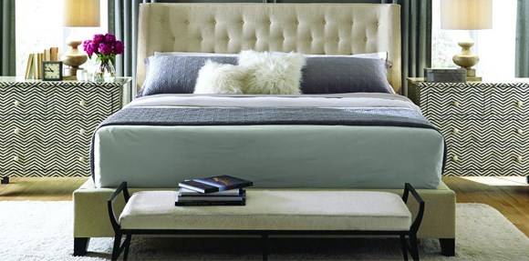 Bernhardt Interiors Custom Beds