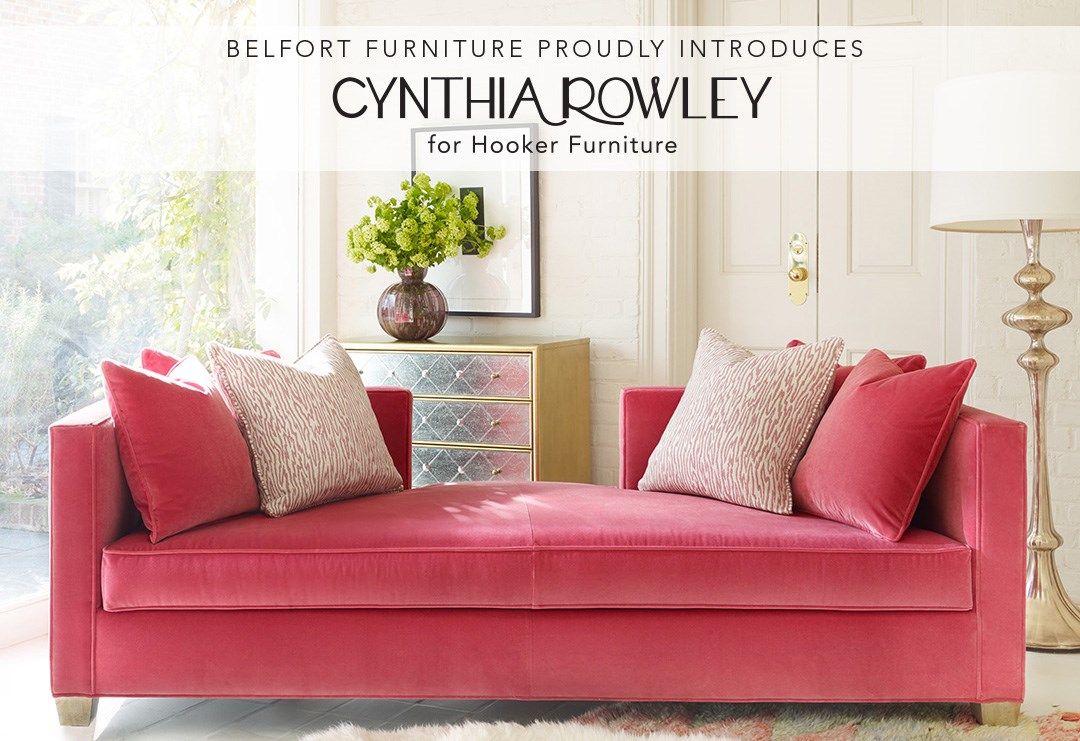 Cynthia Rowley For Hooker Furniture At Belfort Furniture