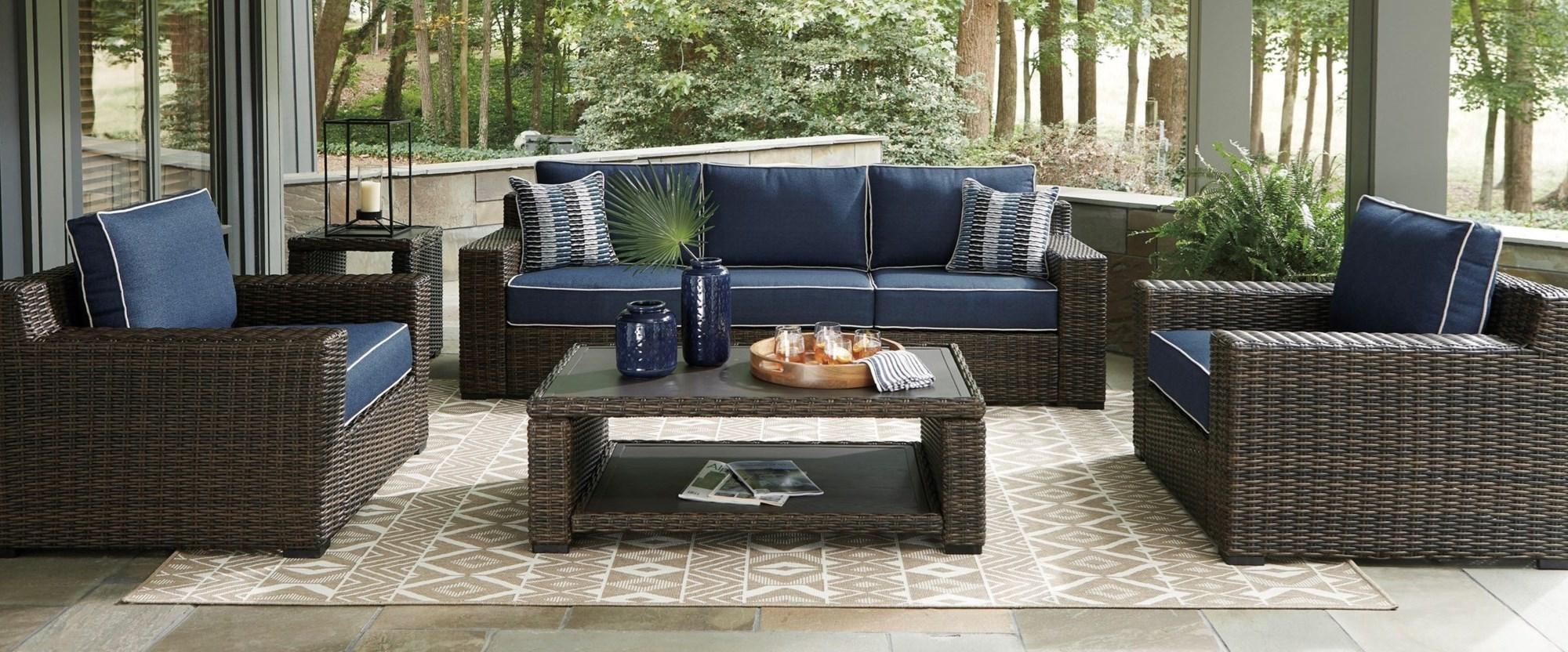 Grandmoore Outdoor Sofa