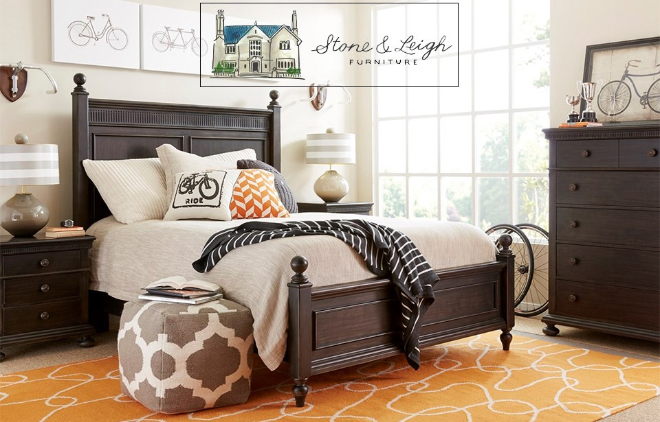 A Sister Company To Stanley Furniture Stone Leigh Brings Sophisticated Style Youth Bedrooms And Guest Rooms Alike Offering Variety Of Pieces