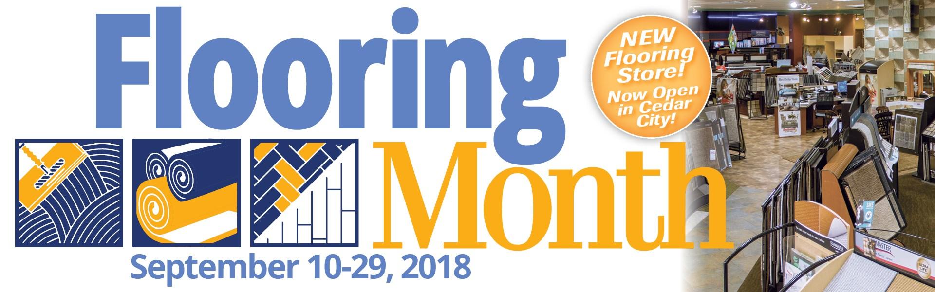Flooring Month