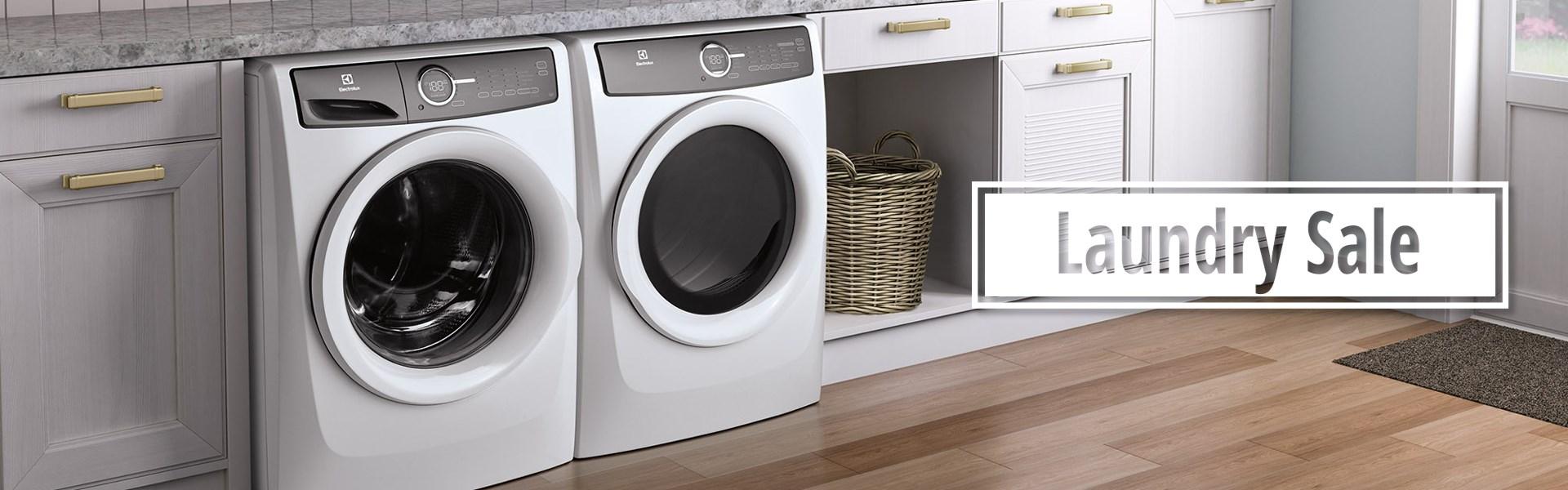Laundry Sale