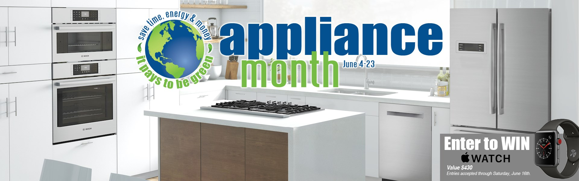 Appliance Month