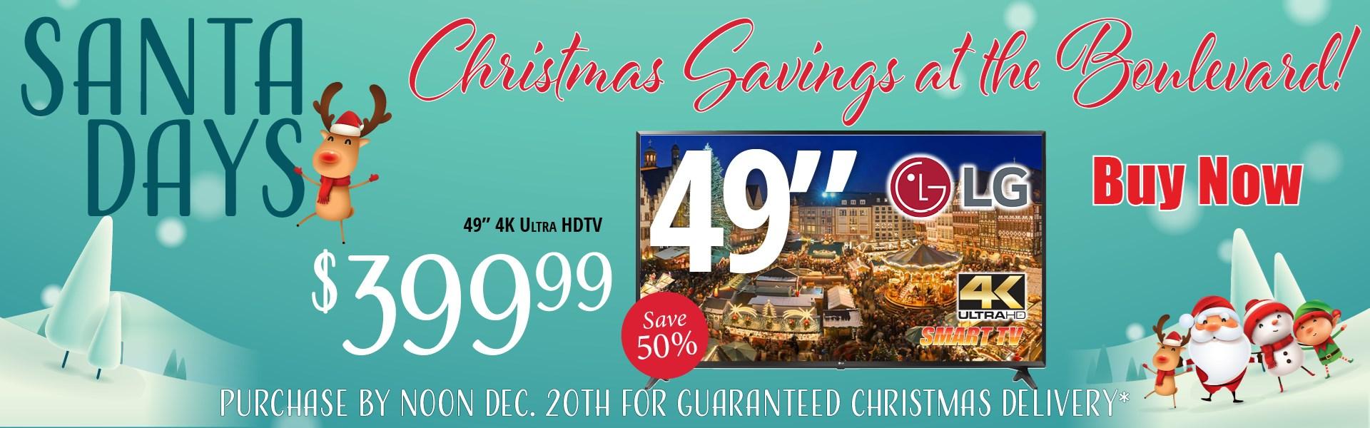 Santa Days HDTV