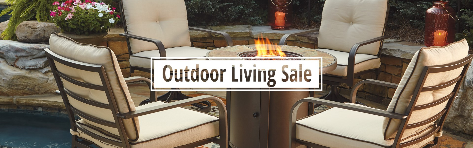 Outdoor And Patio Sale