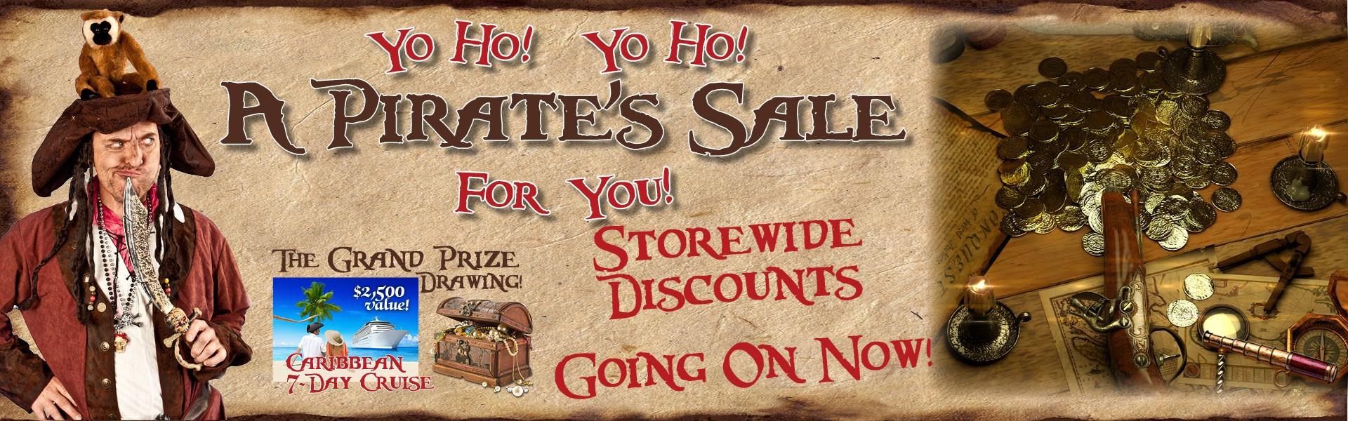 Pirate sAle