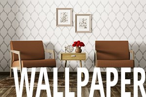 Flooring and Design Wallpaper