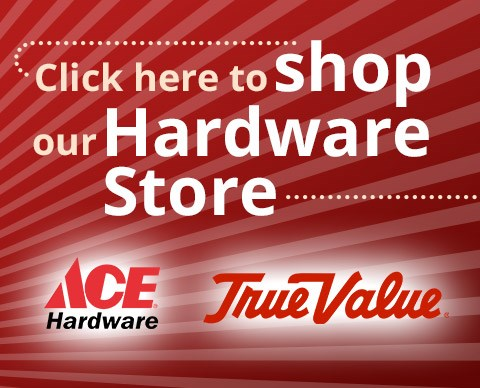 Shop our hardware store: Ace Hardware TrueValue