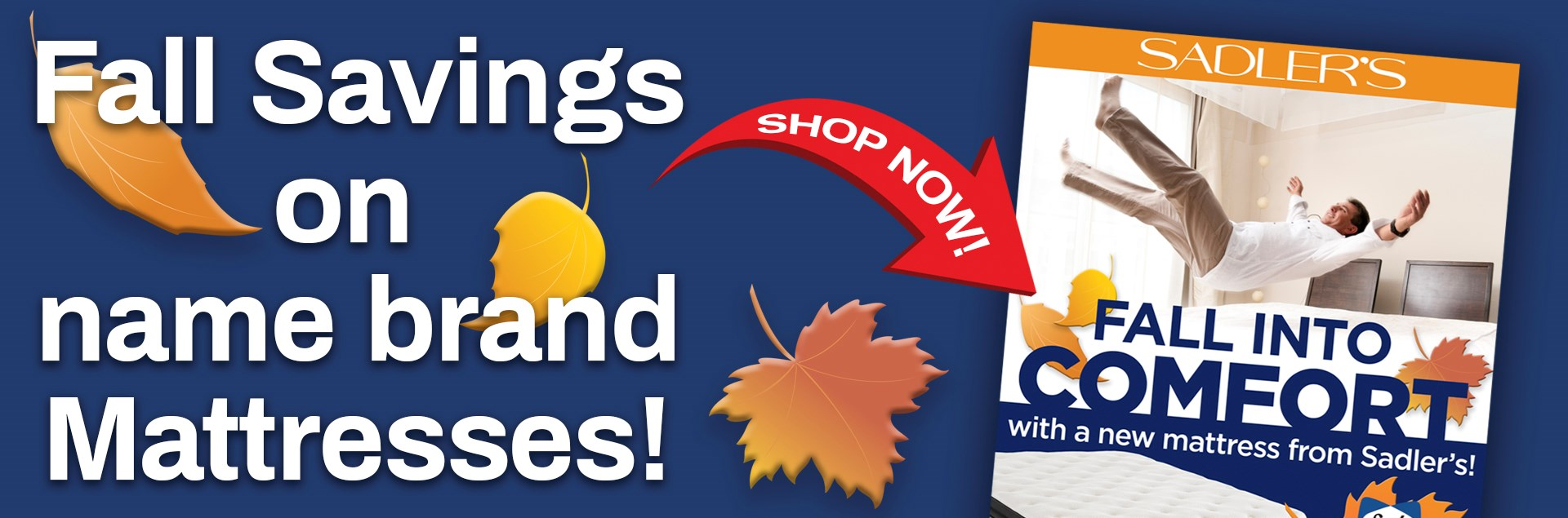 Fall Mattress Sale