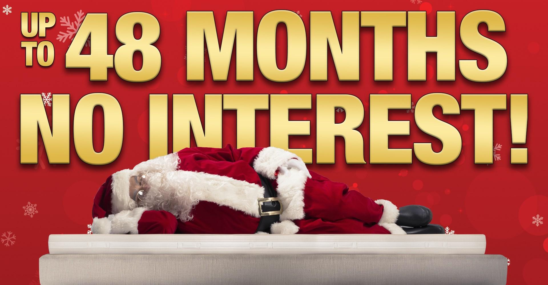 Sadlers Up To 48 Months No Interest