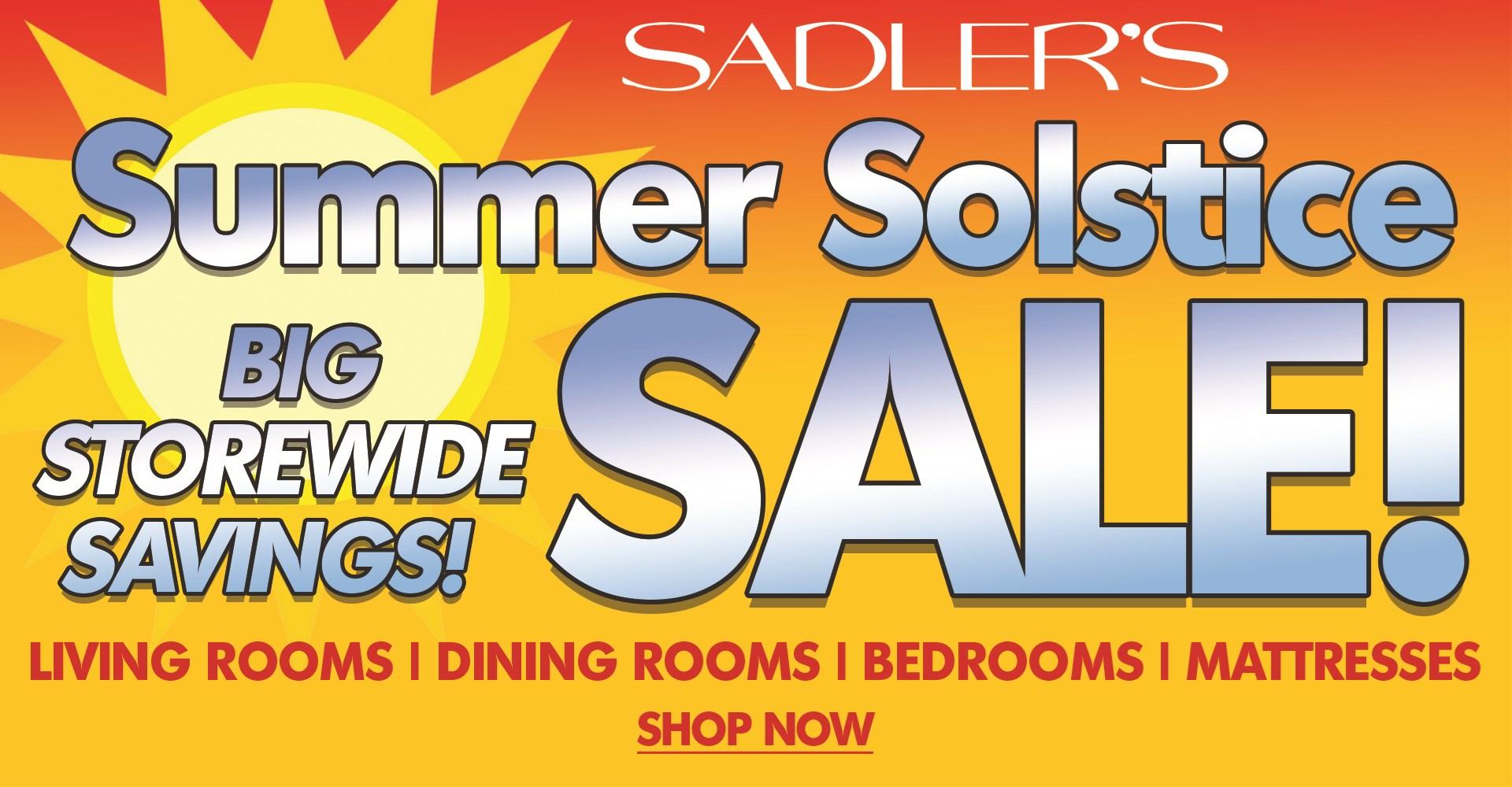 Summer Solstice Sale