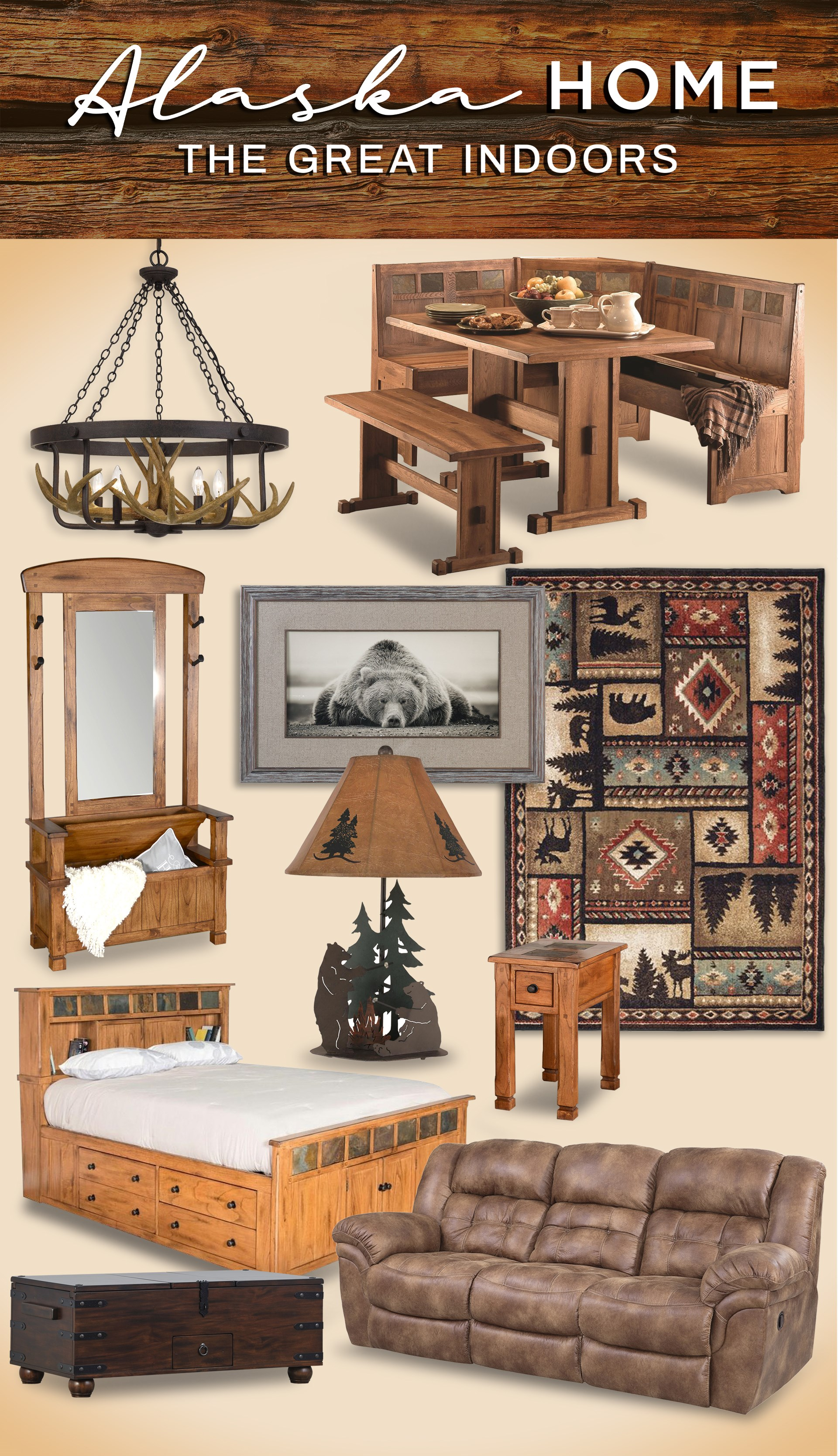 Alaska Home: The Great Indoors