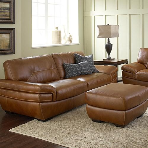 Shop Leather Sofas