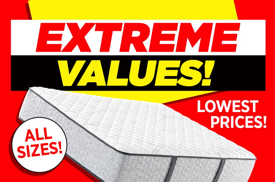 Extreme Values! | Lowest Prices! | All Sizes