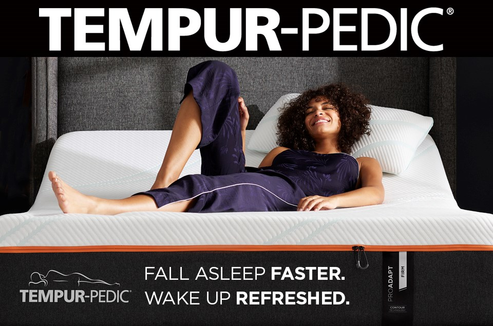 Tempur-Pedic | #1 In Customer Satisfaction