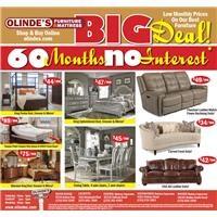 Olinde's Big Deal Ad