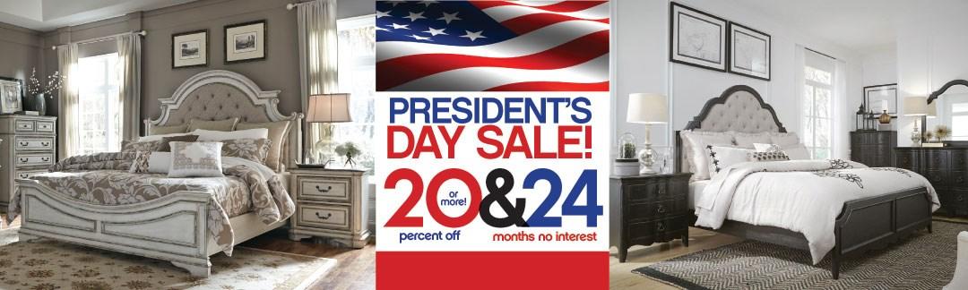 Olinde's President's Day Slide