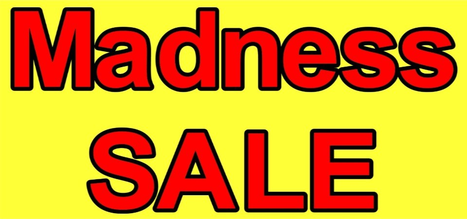 Madness Sale