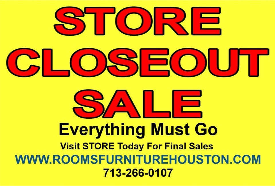 store closeout sale