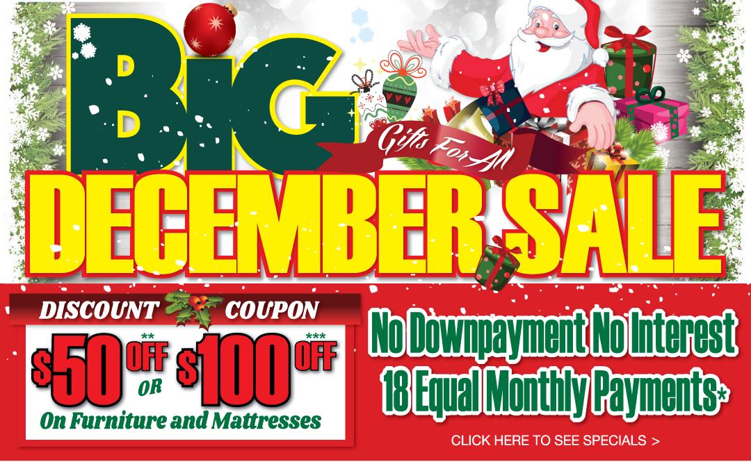 Big December 2018 Banner