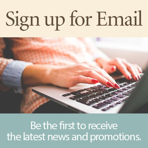 Be the first to receive the latest news and promotions from Alison Craig when you sign up for email.