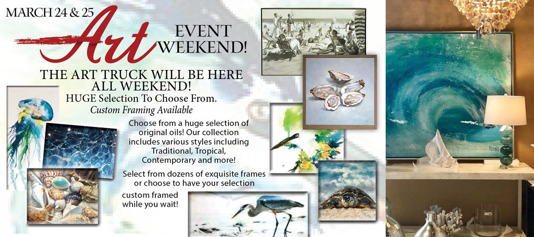 Art Event This Weekend