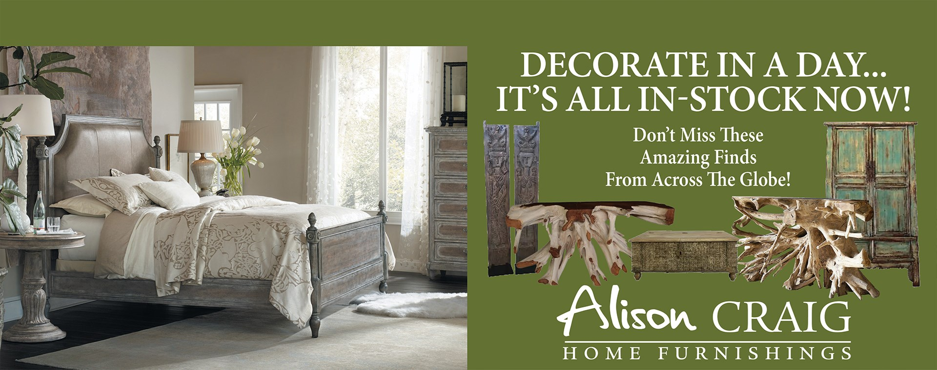 Decorate in A Day!