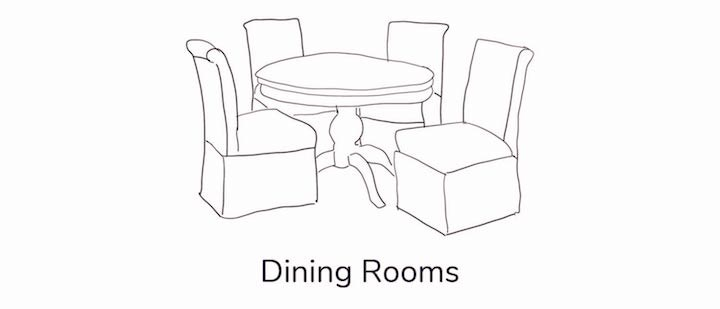 Dining Room Home Page