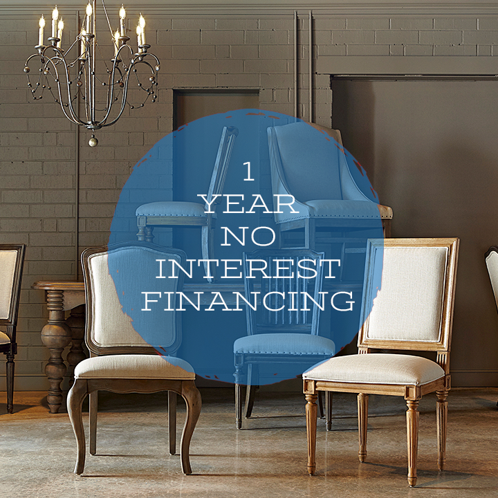 Interest Free Financing