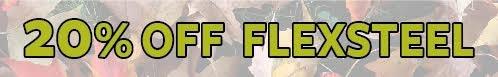 20% Off Flexsteel