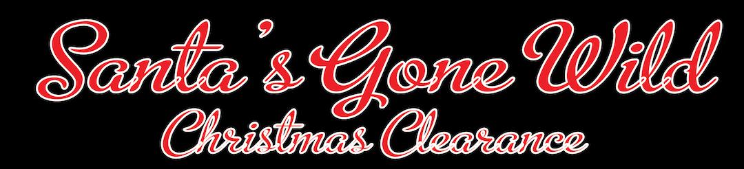 santas gone wild christmas clearance