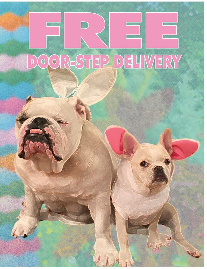 Free Doorstep Delivery
