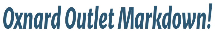 Oxnard Outlet Markdown